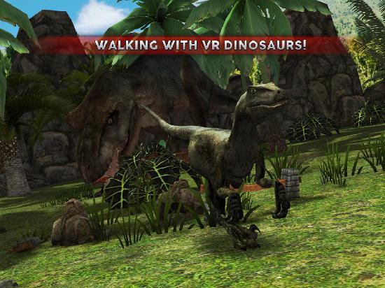 侏罗纪VR图1
