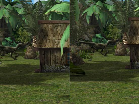 侏罗纪VR图3