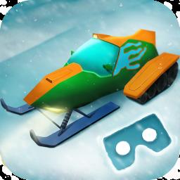 模拟雪橇VR
