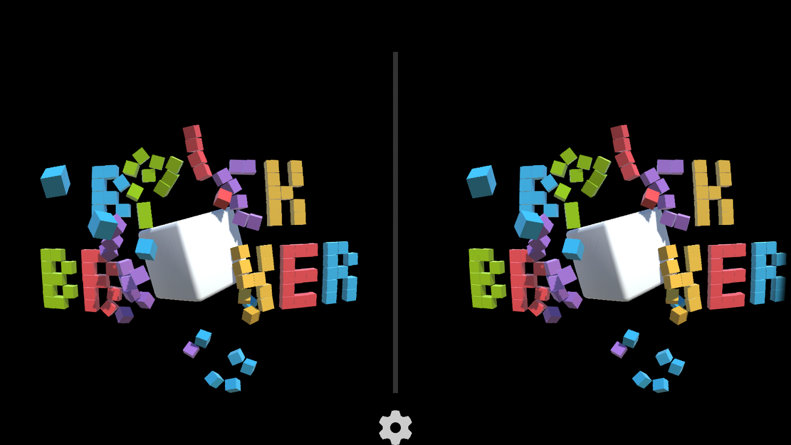打砖块VR图1