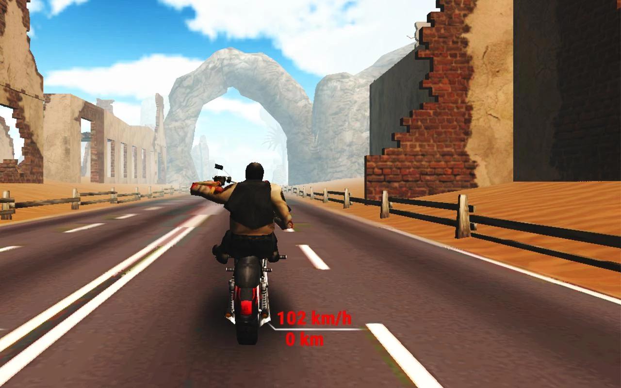 公路特技自行车骑士VR图2