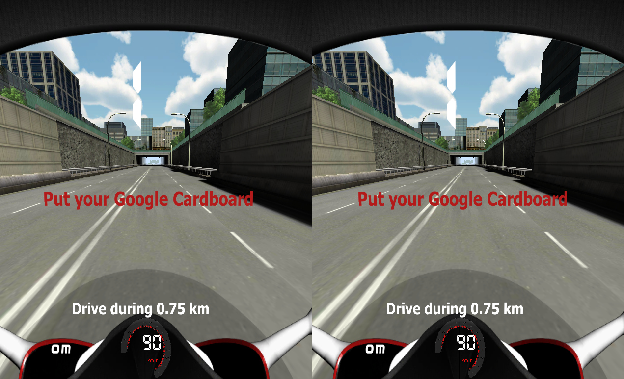 VR摩托图2