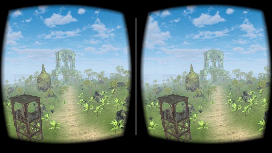 自由翱翔VR图1