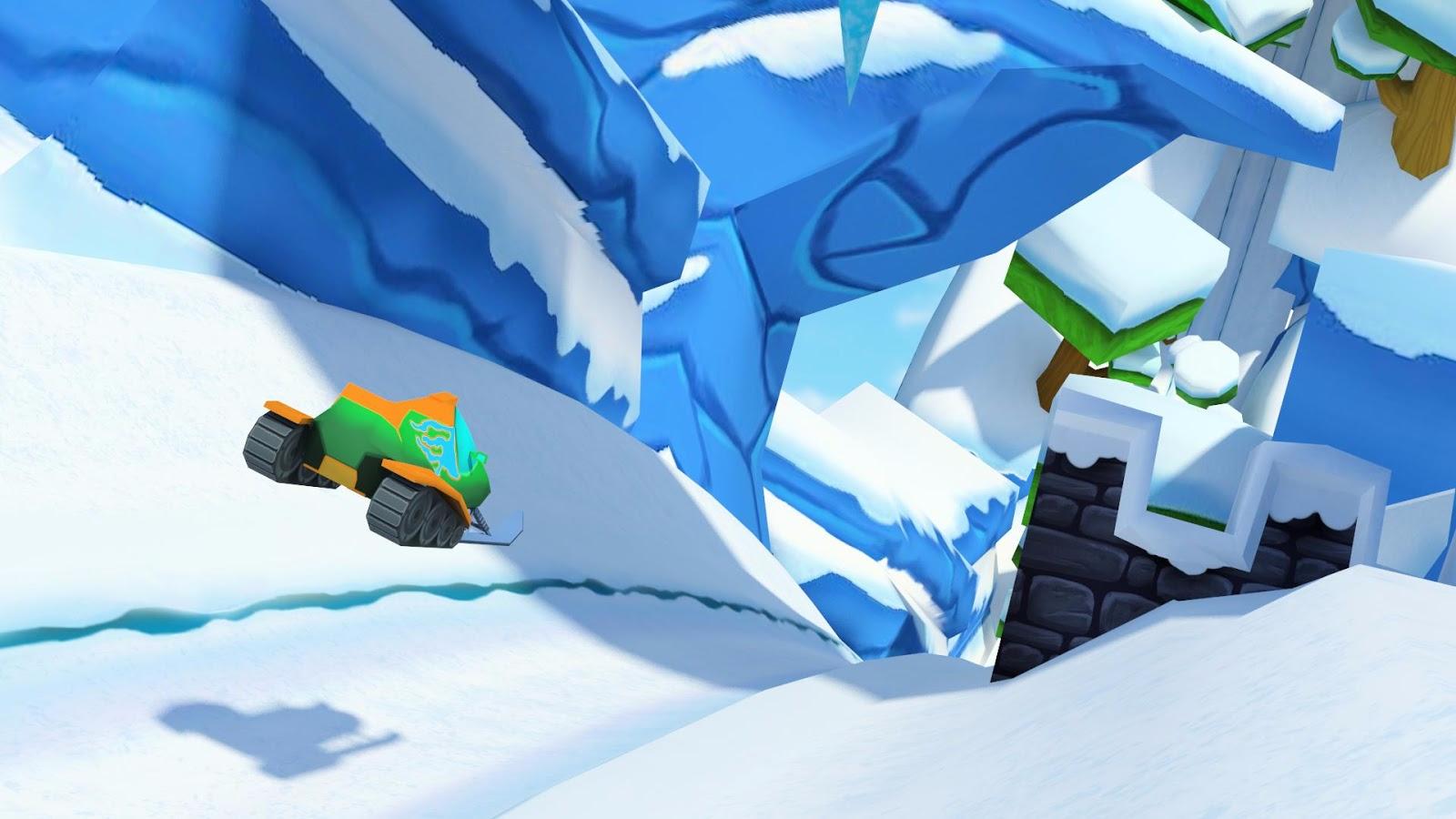 模拟雪橇VR图2