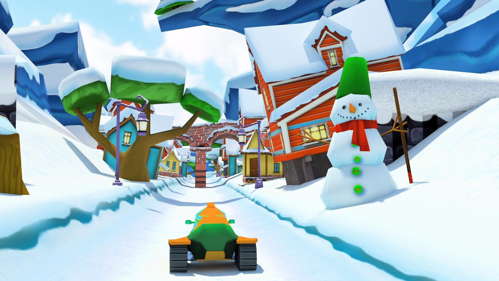 模拟雪橇VR图3