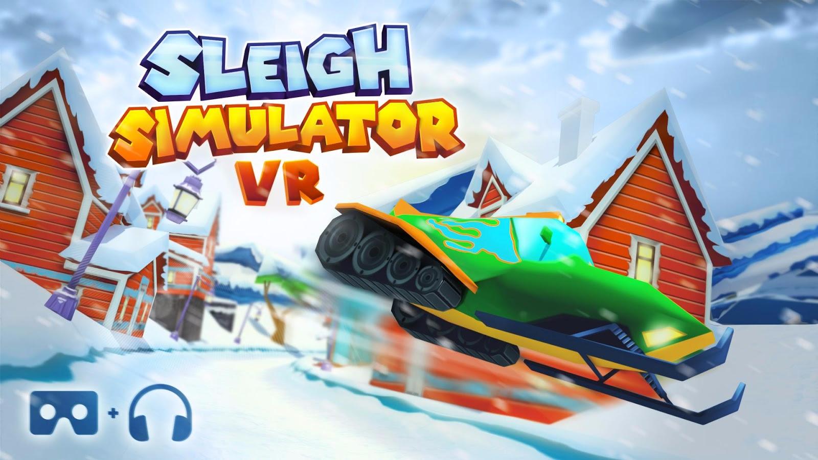 模拟雪橇VR图4