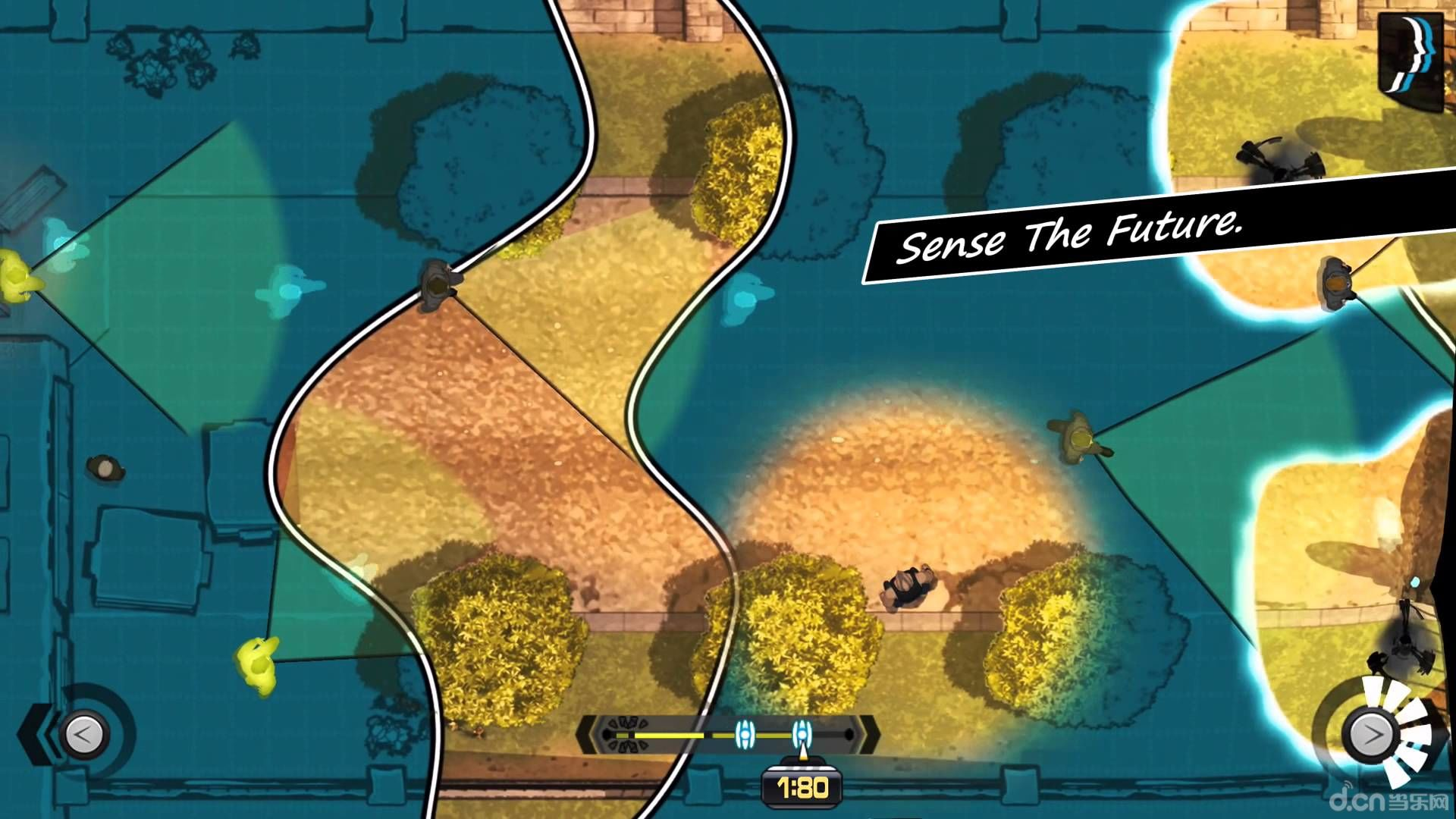 rpg游戏未来地图素材