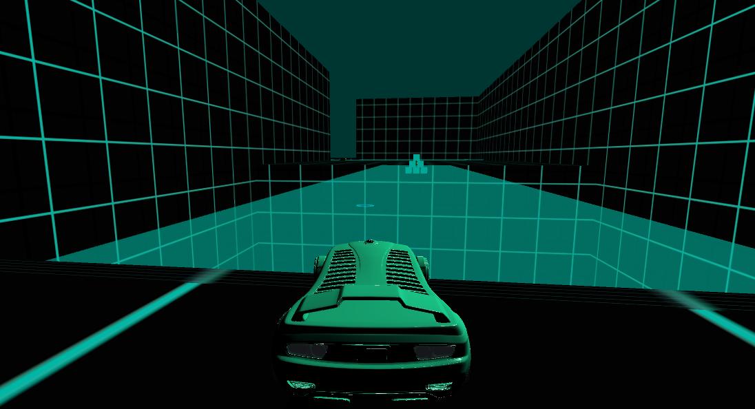 驾驶VR图1