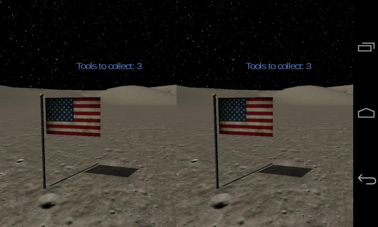 月球漫步VR图1
