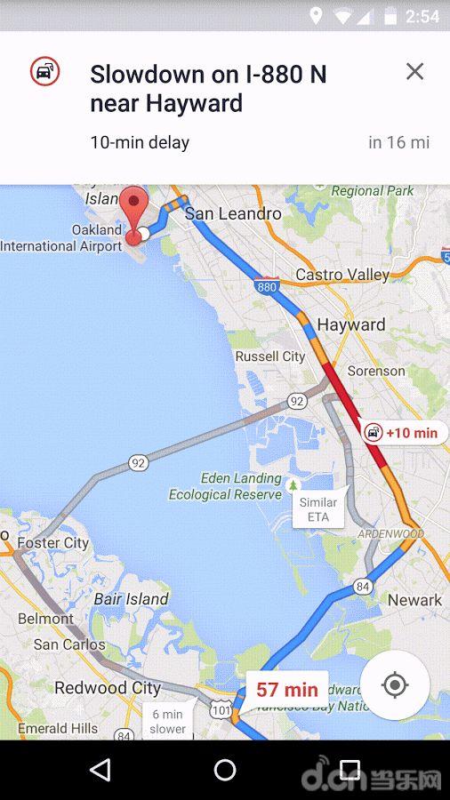 谷歌地圖下載安卓版 智能汽車將引領產業革命