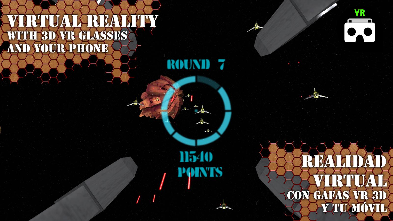 星际战争VR图2