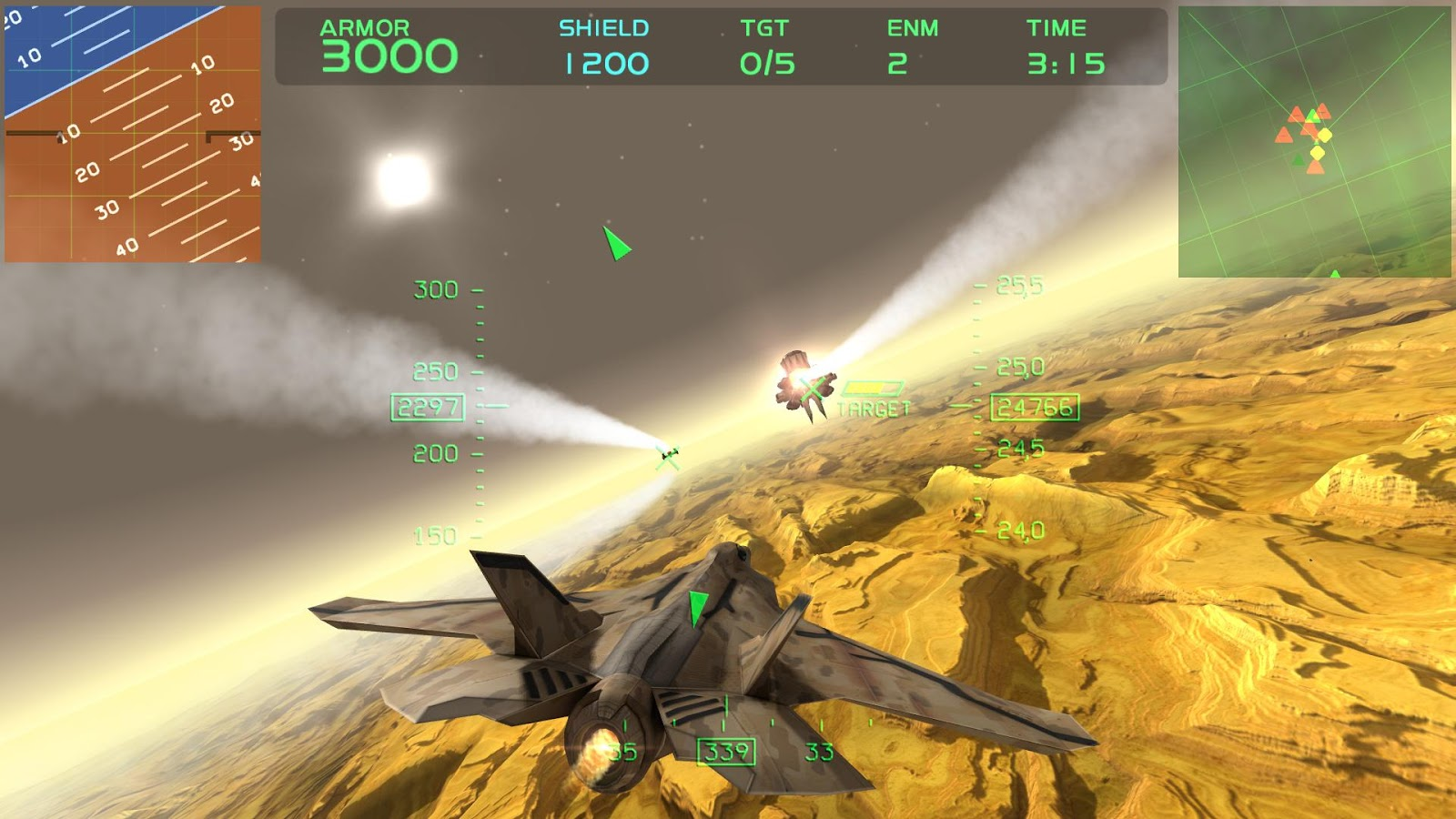 霹雳空战X VR图1