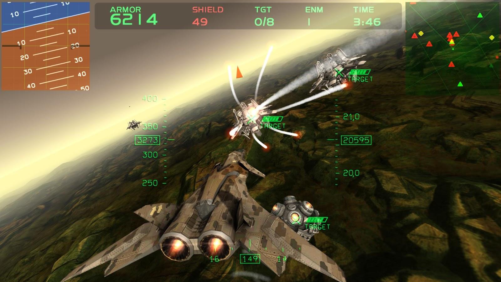 霹雳空战X VR图3