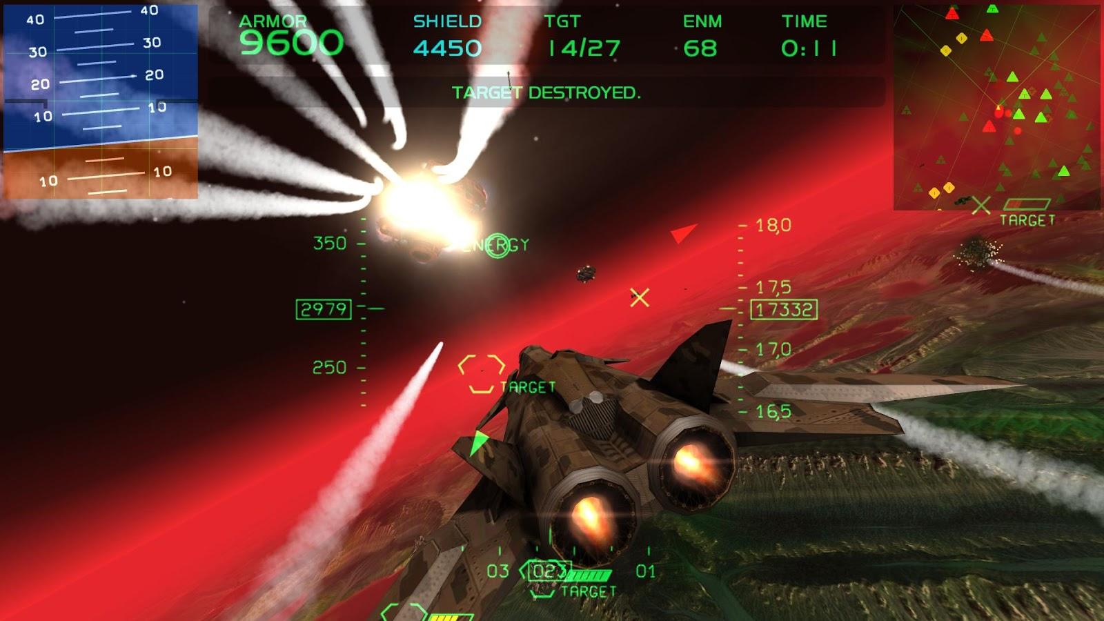 霹雳空战X VR图4