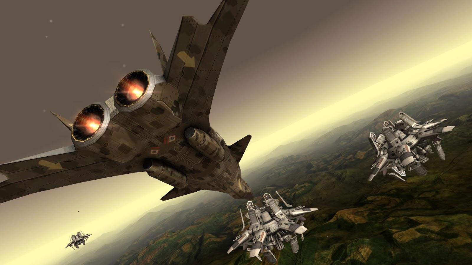 霹雳空战X VR图5
