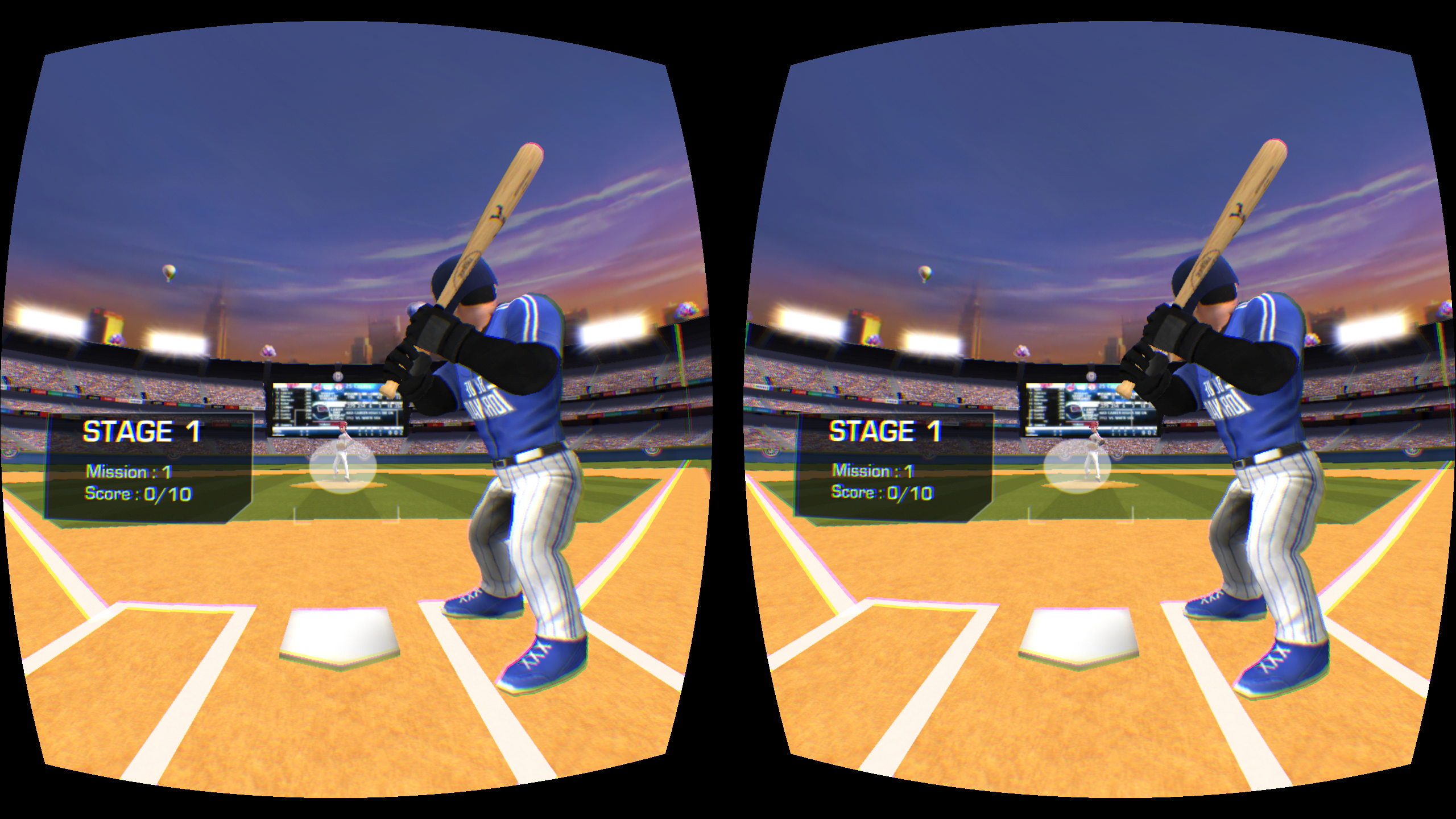 棒球英豪VR图1