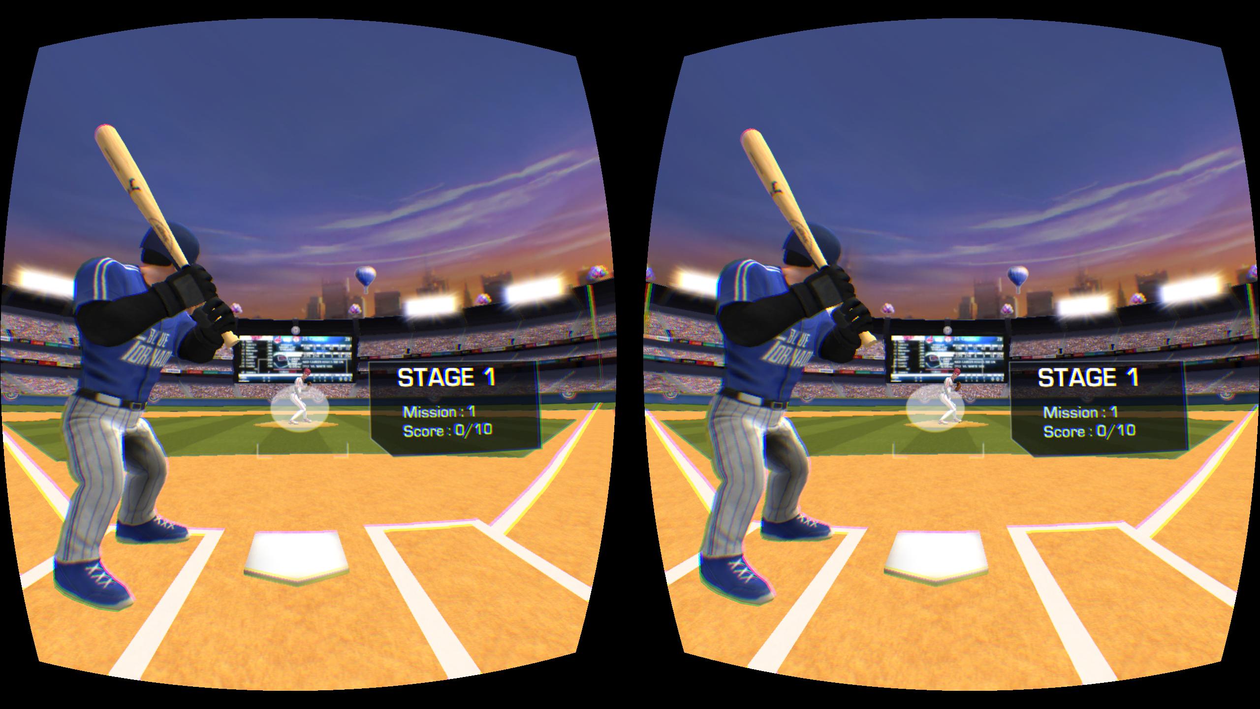 棒球英豪VR图3
