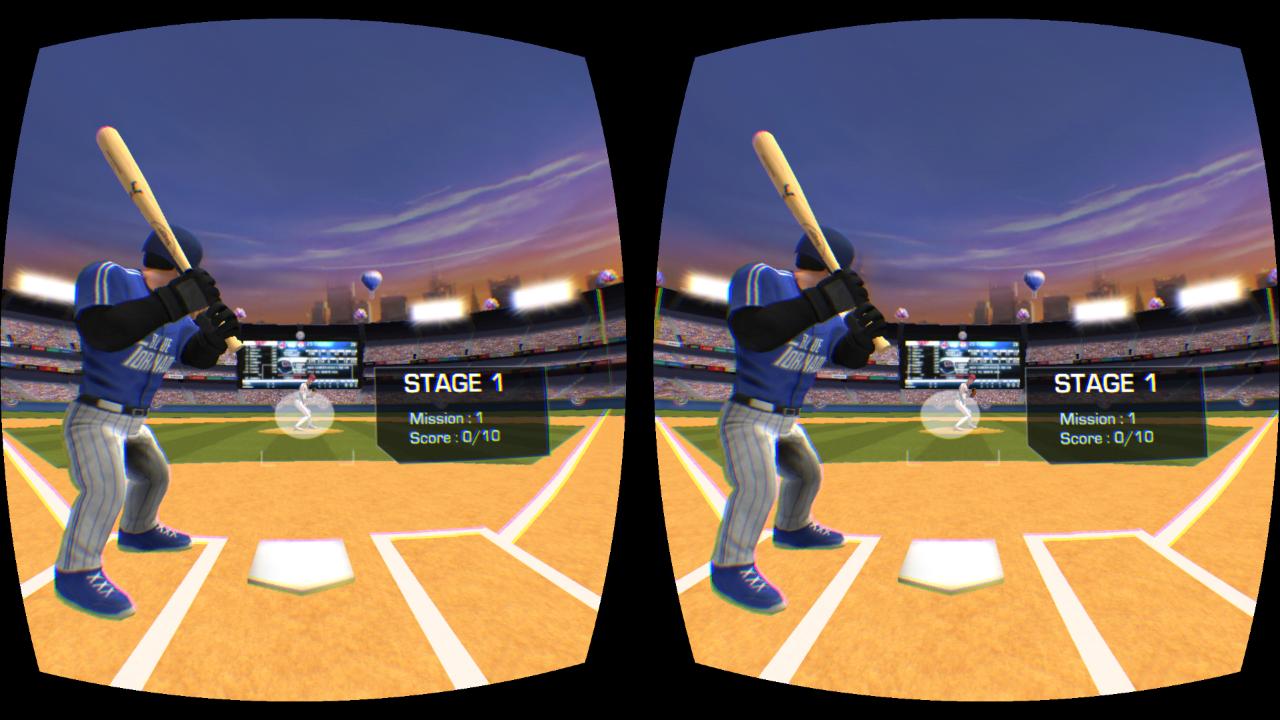 棒球英豪VR图5