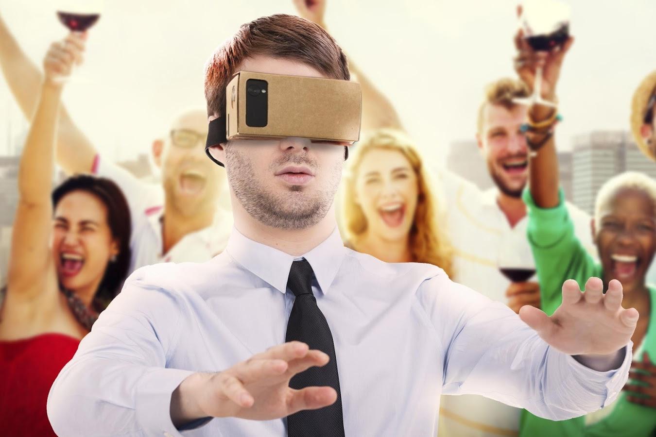 VR聚会游戏图1