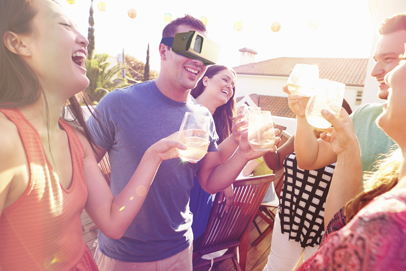 VR聚会游戏图5