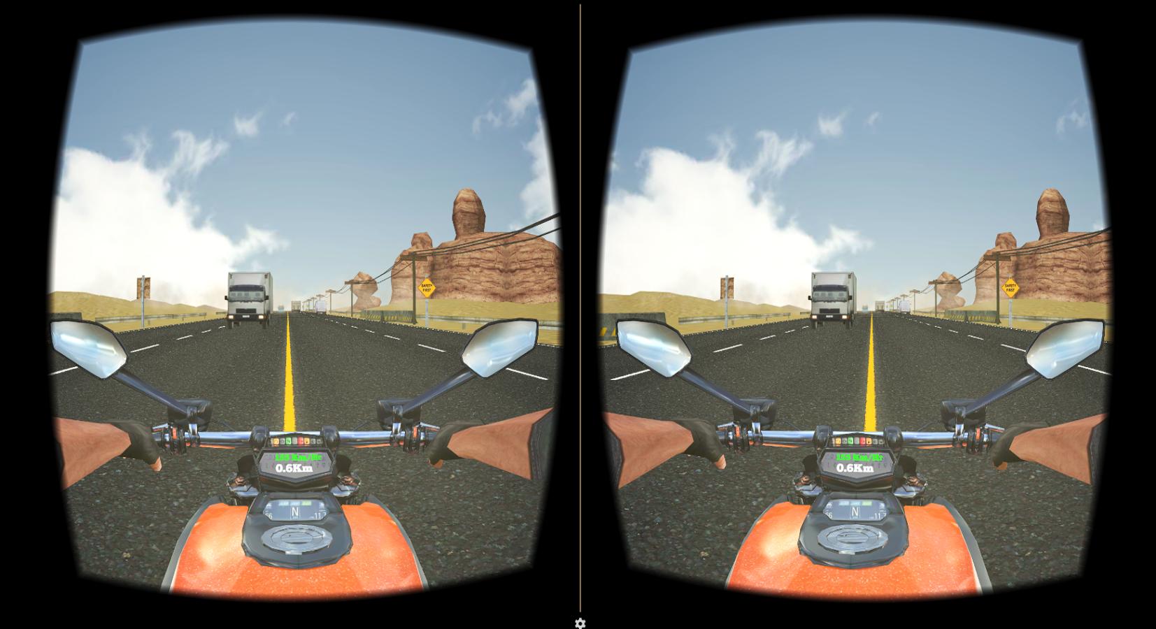 VR摩托车图1