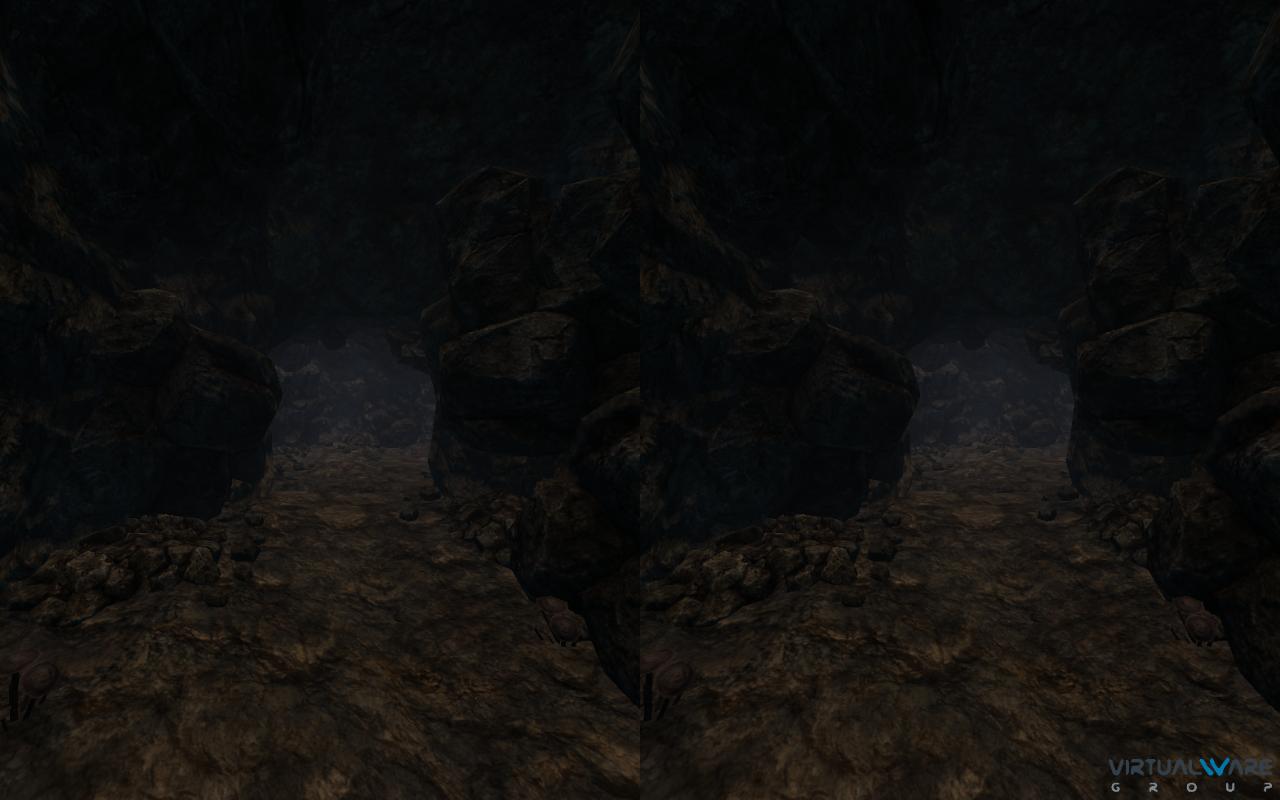 洞穴VR图1