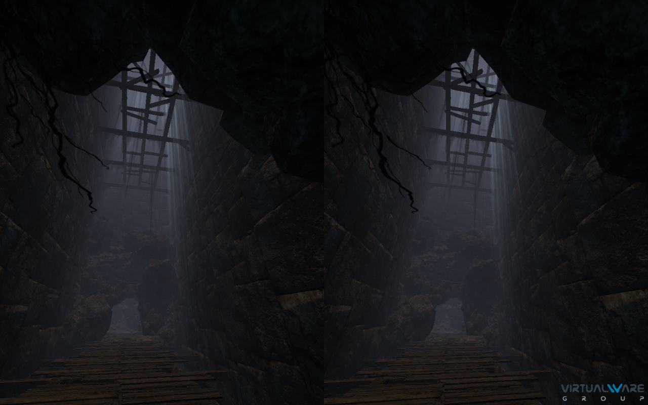 洞穴VR图2