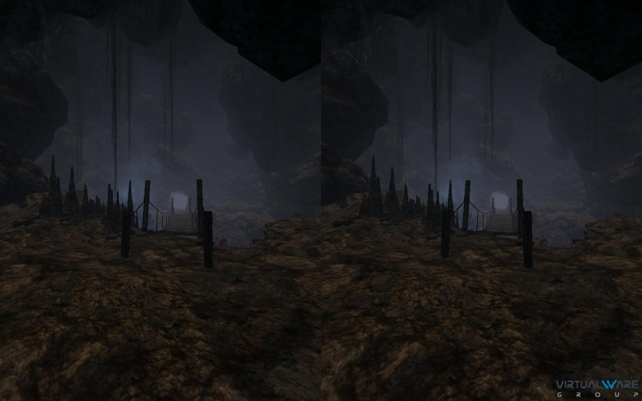 洞穴VR图3