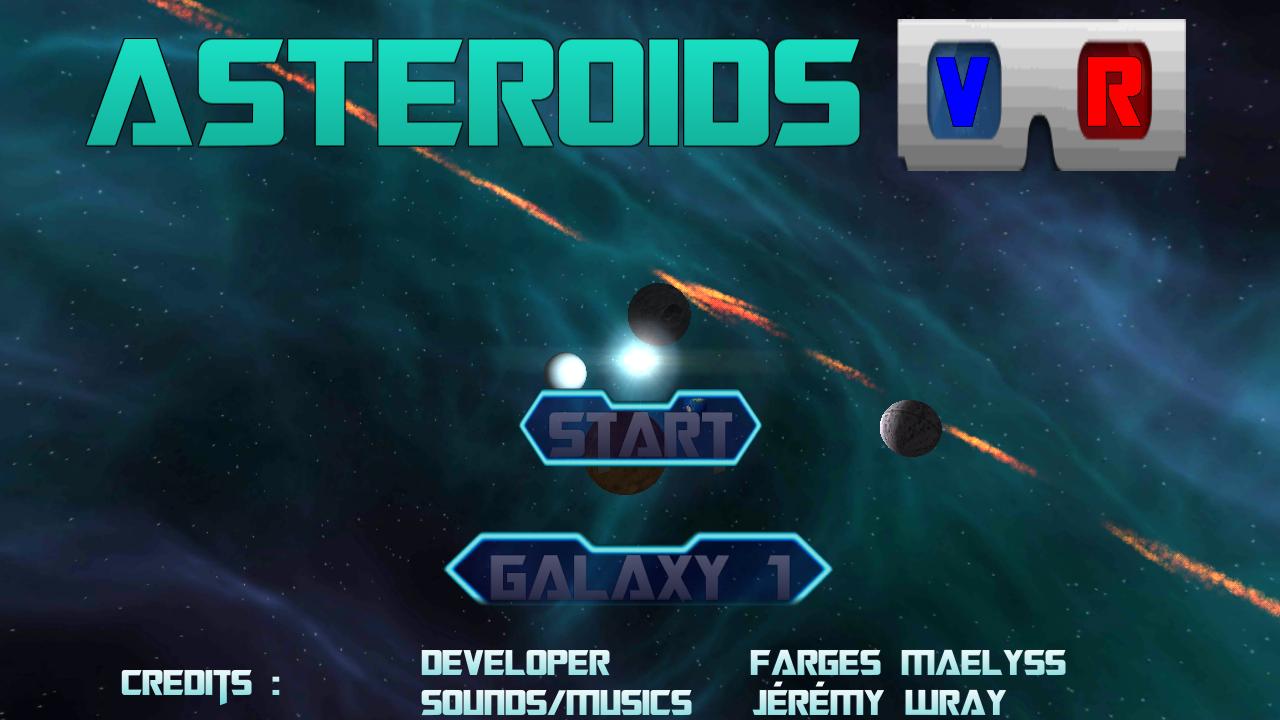 小行星VR图1
