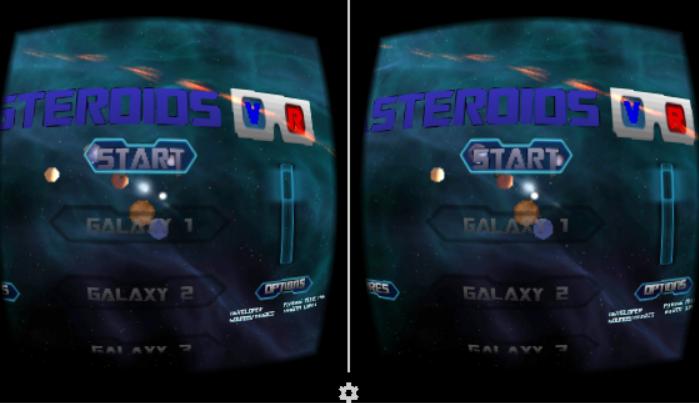 小行星VR图2