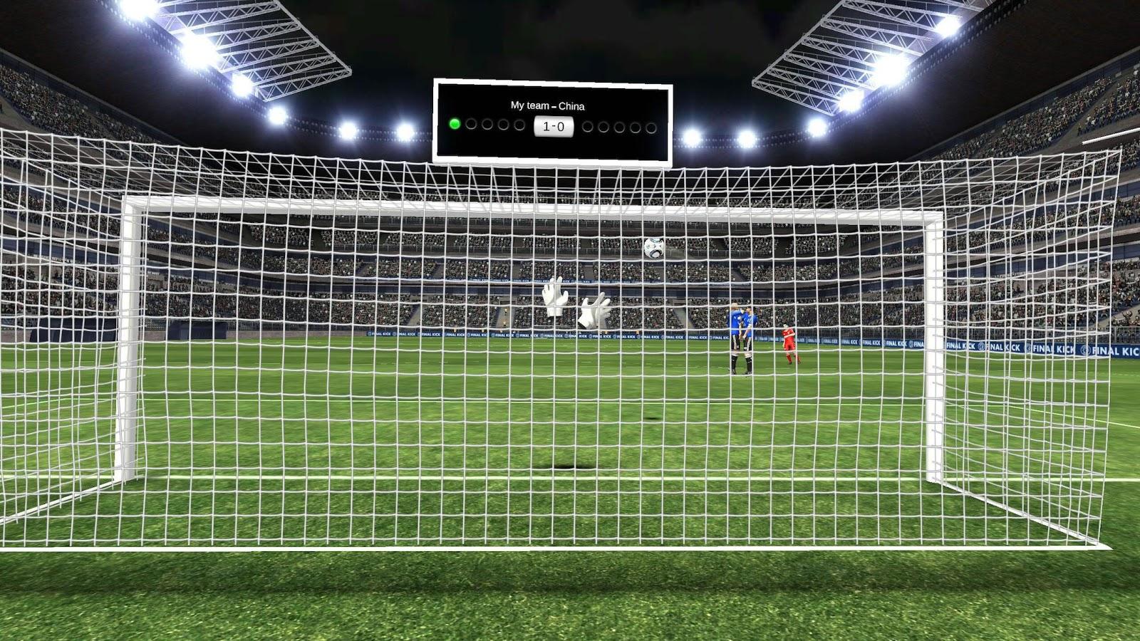 临门一脚VR图3