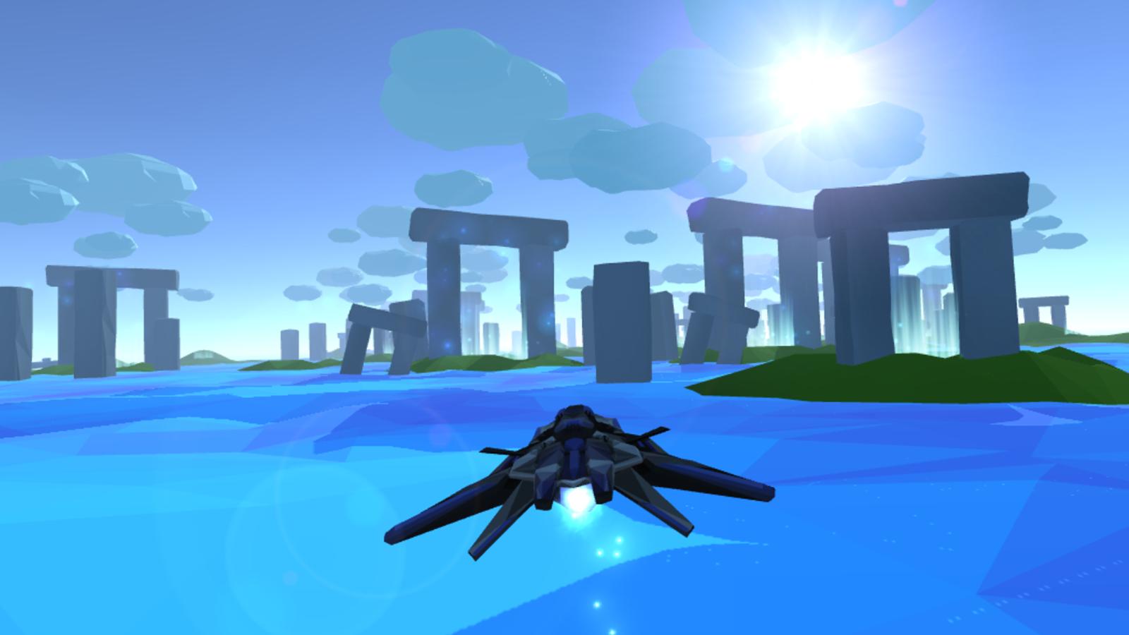 飞船跑酷VR图4