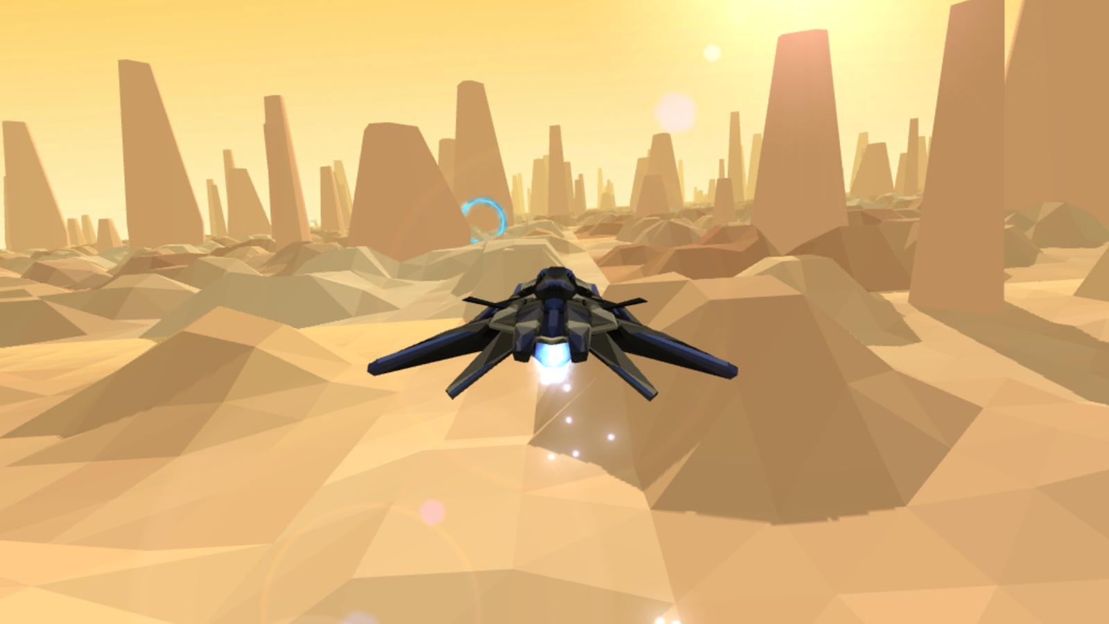 飞船跑酷VR图5