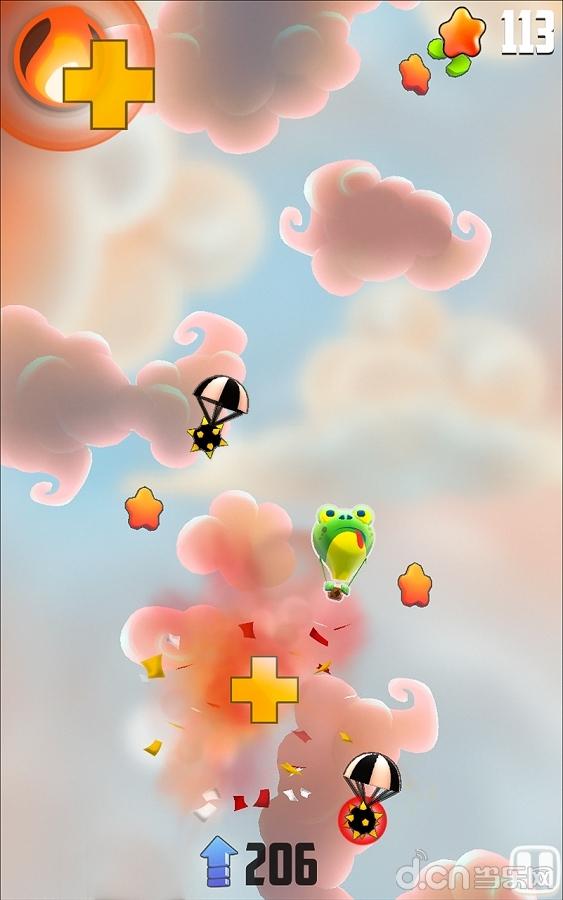 动物热气球》是由fireside games出品的一款益智休闲游戏在游戏中,小